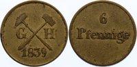 Marke zu 6 Pfennig 1839 Ilmenau, Stadt Kupferhammer des Georg Höhne. se... 45,00 EUR  zzgl. 3,50 EUR Versand