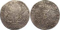 Taler 1592 Sachsen-Coburg-Eisenach Johann Casimir und Johann Ernst 1572... 235,00 EUR  +  4,50 EUR shipping