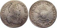 1/2 Ecu aux insignes 1702  O Frankreich Ludwig XIV. 1643-1715. fast seh... 175,00 EUR  zzgl. 3,50 EUR Versand