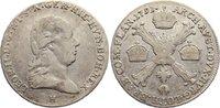 1/4 Kronentaler 1791  H Haus Habsburg Leopold II. 1790-1792. fast sehr ... 80,00 EUR  +  4,50 EUR shipping