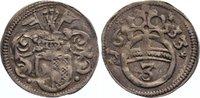 Dreier 1633 Halberstadt, Stadt  selten, sehr schön - vorzüglich  165,00 EUR  zzgl. 3,50 EUR Versand