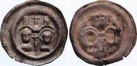 Brakteat  1235-1254 Magdeburg, Erzbistum Wilbrand von Käfernburg 1235-1... 100,00 EUR  +  4,50 EUR shipping