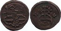 Kipper Cu 6 Pfennig  1619-1622 Sachsen-Alt-Weimar Kippermünzen 1619-162... 125,00 EUR  zzgl. 3,50 EUR Versand