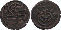 Kipper Cu 6 Pfennig 1622  SB Sachsen-Alt-Weimar Kippermünzen 1619-1622.... 75,00 EUR  +  4,50 EUR shipping