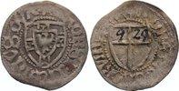 Schilling  1470-1477 Deutscher Orden Heinrich Reffle von Richtenberg 14... 140,00 EUR  zzgl. 3,50 EUR Versand