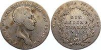 Taler 1815  A Brandenburg-Preußen Friedrich Wilhelm III. 1797-1840. fas... 75,00 EUR  +  4,50 EUR shipping