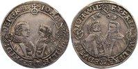 1/4 Taler 1609  WA Sachsen-Altenburg Johann Philipp und seine drei Brüd... 385,00 EUR kostenloser Versand