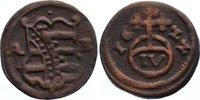 Kipper Cu 6 (IV) Pfennig 1622  AB Sachsen-Altenburg Johann Philipp und ... 225,00 EUR  +  4,50 EUR shipping