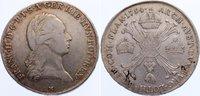 Kronentaler 1794  H Haus Habsburg Franz II. (I.) 1792-1835. sehr schön  75,00 EUR  zzgl. 3,50 EUR Versand