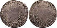 2/3 Taler 1676  HI Quedlinburg, Abtei Anna Sophia von Pfalz-Birkenfeld ... 185,00 EUR  zzgl. 3,50 EUR Versand