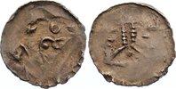 Pfennig  1147-1164 Salzburg, Erzbistum Eberhard I. von Hippoltstein-Bib... 100,00 EUR  +  4,50 EUR shipping