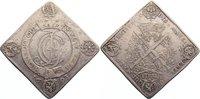 Talerklippe 1693  IK Sachsen-Albertinische Linie Johann Georg IV. 1691-... 375,00 EUR free shipping