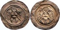 Brakteat  1197-1221 Sachsen-Markgrafschaft Meißen Dietrich der Bedrängt... 195,00 EUR  +  4,50 EUR shipping