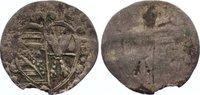 Einseitiger Pfennig 1634 Quedlinburg, Abtei Dorothea Sophie von Sachsen... 125,00 EUR  zzgl. 3,50 EUR Versand