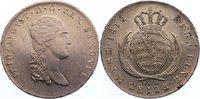 Taler 1812 Sachsen-Albertinische Linie Friedrich August I. 1806-1827. k... 295,00 EUR  +  4,50 EUR shipping