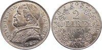2 Lire 1870 Italien-Kirchenstaat Pius IX. 1846-1878. vorzüglich - Stemp... 175,00 EUR  +  4,50 EUR shipping