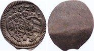 Einseitiger Pfennig 1628 Nürnberg, Stadt  leichter Bug, sehr schön +  90,00 EUR  +  4,50 EUR shipping