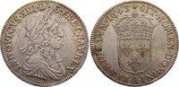 1/2 Écu 1 1643  A Frankreich Ludwig XIII. 1610-1643. kl. Kratzer, sehr ... 210,00 EUR