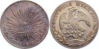 8 Reales 1875 Mexiko Zweite Republik seit 1867. feine Patina, fast Stem... 185,00 EUR  zzgl. 3,50 EUR Versand