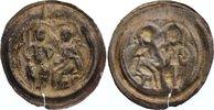 Brakteat 1138-1160 Quedlinburg, Abtei Beatrix II. von Winzenburg 1138-1... 725,00 EUR kostenloser Versand