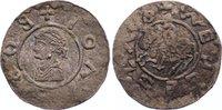Denar 1100-1120 Böhmen Borivoj II. 1100-1120. kl. Prägeschwäche, sehr s... 145,00 EUR