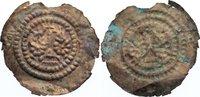 Brakteat 1249-1289 Hohnstein Heinrich II. 1249-1289. Randausbrüche, seh... 100,00 EUR