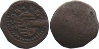 Einseitiger Kupfer-Heller 1644 Sachsen-Altenburg Friedrich Wilhelm II. ... 100,00 EUR