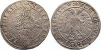 Taler 1549 Lübeck, Stadt  Kratzer, kl. Schrötlingsfehler, sehr schön +  235,00 EUR  zzgl. 3,50 EUR Versand