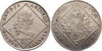 Bayern 20 Kreuzer 1770 leicht justiert, sehr schön - vorzüglich Maximili... 80,00 EUR  zzgl. 3,50 EUR Versand