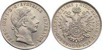 20 Kreuzer 1853  A Haus Habsburg Franz Joseph I. 1848-1916. vorzüglich ... 50,00 EUR