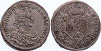 1/6 Taler 1690  IK Sachsen-Albertinische Linie Johann Georg III. 1680-1... 195,00 EUR