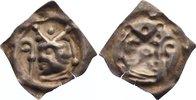 Brakteat  1335-1365 Schweiz-Basel, Bistum Johann II. Senn von Münsingen... 60,00 EUR