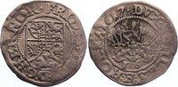 1/16 Taler (Doppelschilling) 1617 Schleswig-Holstein-Gottorp Friedrich ... 185,00 EUR  zzgl. 3,50 EUR Versand