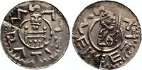 Denar 1061-1092 Böhmen Wratislaw II. 1061-1092. Prüfeinschnitt, fast vo... 70,00 EUR