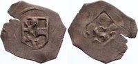 Pfennig 1452-1461 Salzburg, Erzbistum Sigismund I. 1452-1461. Einriß, s... 40,00 EUR