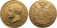 40 Lire 1808  M Italien-Königreich (unter Napoleon) Napoleon I. 1804-18... 500,00 EUR kostenloser Versand