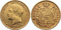 20 Lire 1809  M Italien-Königreich (unter Napoleon) Napoleon I. 1804-18... 395,00 EUR free shipping