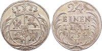 1/24 Taler 1754 Sachsen-Albertinische Linie Friedrich August II. 1733-1... 90,00 EUR  +  4,50 EUR shipping