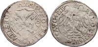 1/2 Batzen 1578 Regensburg, Stadt  Prägeschwäche, sehr schön  80,00 EUR  zzgl. 3,50 EUR Versand