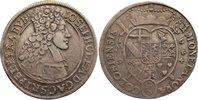 2/3 Taler 1694  NL Köln, Erzbistum Josef Klemens von Bayern 1688-1723. ... 275,00 EUR  zzgl. 3,50 EUR Versand