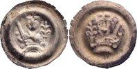 Brakteat 1203-1225 Lübeck, dänische Münzstätte Albrecht von Orlamünde 1... 575,00 EUR kostenloser Versand