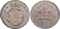 6 Pfennig 1754 Sachsen-Coburg-Saalfeld Franz Josias 1745-1764. kl. Präg... 195,00 EUR  +  4,50 EUR shipping
