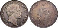 Gulden 1863 Baden-Durlach Friedrich I. 1852-1907. kl. Kratzer, vorzügli... 135,00 EUR  zzgl. 3,50 EUR Versand