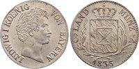 6 Kreuzer 1835 Bayern Ludwig I. 1825-1848. vorzüglich - Stempelglanz  75,00 EUR  +  4,50 EUR shipping