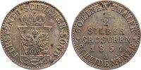 1/2 Silbergroschen 1851  A Schwarzburg-Sondershausen Günther Friedrich ... 25,00 EUR  zzgl. 3,50 EUR Versand