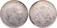 Doppelgulden 1846 Baden-Durlach Leopold 1830-1852. min. Kratzer, vorzüg... 225,00 EUR  zzgl. 3,50 EUR Versand