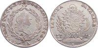 20 Kreuzer 1781  A Bayern Karl Theodor 1777-1799. justiert, sehr schön +  40,00 EUR  zzgl. 3,50 EUR Versand