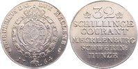 32 Schilling 1764 Mecklenburg-Schwerin Friedrich 1756-1785. sehr schön ... 225,00 EUR  zzgl. 3,50 EUR Versand