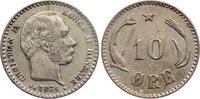 10 Öre 1 1874  CS Dänemark Christian IX. 1863-1906. sehr schön  20,00 EUR  zzgl. 3,50 EUR Versand