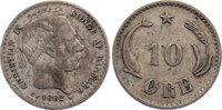 10 Öre 1 1882  CS Dänemark Christian IX. 1863-1906. selten, schön  /  f... 35,00 EUR  zzgl. 3,50 EUR Versand